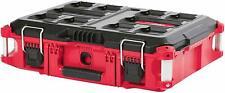 "Milwaukee Electric Tool 48-22-8424 Pack out Tool Box, 22"" Precut Hard Foam Model"