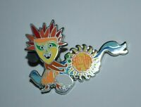 Disney Polynesian Boy Aloha Small World Goodbye Mystery Series Pin 133578