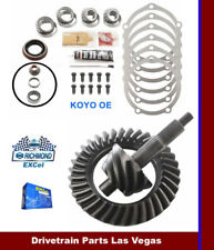 """Richmond Excel Ford 9"""" 3.70 Ratio Ring and Pinion Gear Set + Master Install Kit"""