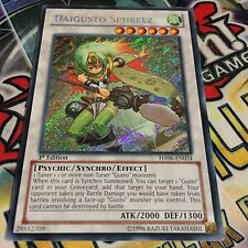 Daigusto Sphreez Secret Rare HA06-EN024 1st Ed NM