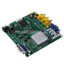 RGB CGA EGA YUV to VGA 1080P Video Converter Board for Arcade Games HD9800
