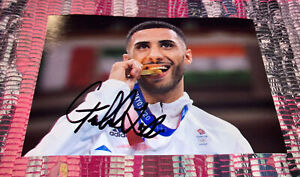 Galal Yafai Signed