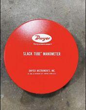 Dwyer Instruments Slack Tube Manometer