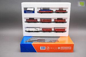 H0 Roco 44002 - Güterwagen-Set //2I_301