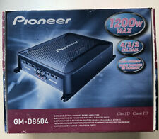 amplificatore auto 4 canali PIONEER