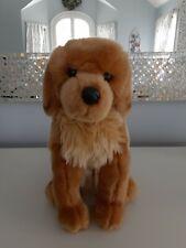 New listing Douglas Cuddle Toys Cooper Golden Retriever Plush Puppy Dog Stuffed Animal