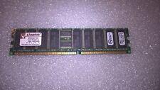 Memoria DDR ECC Kingston KTM5037/2G 1GB PC2100 266MHz ECC CL2.5 184 Pin