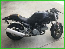2004 Ducati Monster 620 Dark