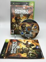 Tom Clancy's Ghost Recon 2 | Xbox Original | Complete | PAL