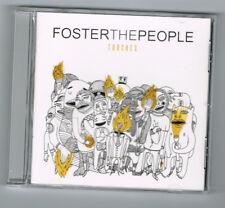 FOSTER THE PEOPLE - TORCHES - CD 10 TITRES - 2011 - TRÈS BON ÉTAT