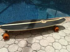 """Yocaher - """"Route 66 Diner"""" Kicktail Longboard Complete - 40in x 10in"""