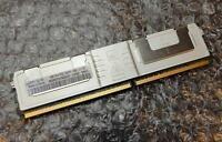 4 Go Samsung M395T5160QZ4-CE65 PC2-5300F 2Rx4 DDR2 Fbdimm ECC Serveur Mémoire