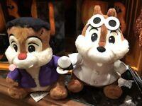 Peluche CHIP DALE / Tic Tac FRANKENSTEIN Disneyland Paris
