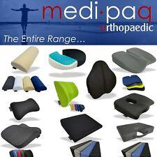Entire Medipaq® Cushion Range - Car, Office, Seat, Lumbar, Travel, Neck Supports