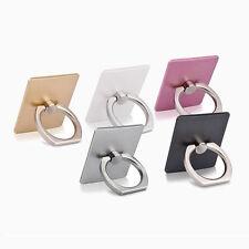5 Universal 360° Rotating Finger Ring Stand For Cellphone Mobile Phone Holder