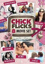 Chick Flicks: 8 Movie Set (DVD, 2014, 2-Disc Set)