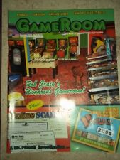 GameRoom Magazine Nov 2004 Vol 16. No 11. Free Shipping!
