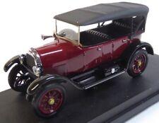 FIAT 501 TORPEDO 1919 ROSSA CAPOTTE NERA  RIO 4569/2