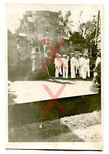 KREUZER EMDEN - orig. Foto, Hausaltar, Altar, Bali, Auslandsreise 1926-28
