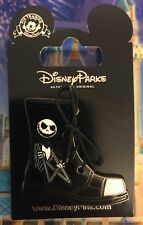 Disney Pin Nightmare Before Christmas Jack on Black Boot