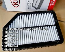 AIR Cleaner Filter KIA RIO 1.1L 1.4L 1.6L 12-17 SOUL 1.6L 2.0L 12-13 #281131R100