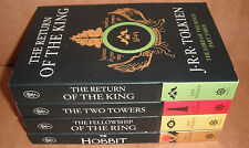 The Hobbit and the Lord of the Rings Collection Set by J. R. R. Tolkien
