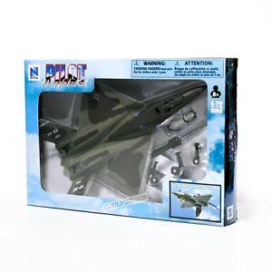 Black Widow II Fighter Jet YF-23 Northrop USAF New-Ray 1:72 Sky Pilot Model Kit