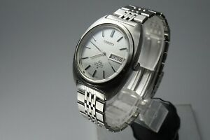 OH, Vintage 1971 JAPAN SEIKO LORD MATIC WEEKDATER 5606-7140 25Jewels Automatic.