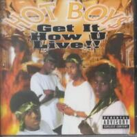 THE HOT BOYS - GET IT HOW U LIVE! [PA] NEW CD