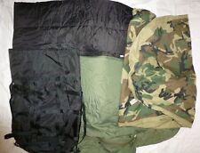 Woodland Modular Sleep System 4 Piece Bivy Sleeping Bag Stuff Sack NEW Tennier