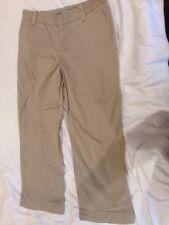 Merona Khaki 3/4 Pants Size 2