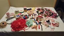 Lot of Assorted Ribbon
