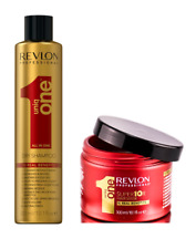 Revlon Uniq 1 All In One Conditioning Dry Shampoo 300ml and Hair Mask 300ml
