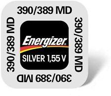 ENERGIZER Lot de 1 pila 390/389 SR54 1,55V pila de botón