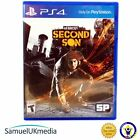 inFAMOUS: Second Son (PS4) **GREAT CONDITION**