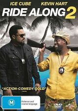RIDE ALONG 2 DVD NEW R4 SEALED ICE CUBE KEVIN HART KEN JEONG RIDE ALONG TWO 2016