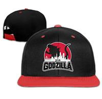 Godzilla Adult Snapback Adjustable Baseball Cap Hip Hop Hat