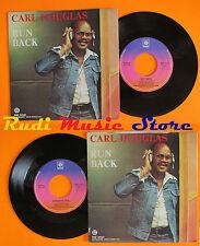 LP 45 7'' CARL DOUGLAS Run back Runaway bus 1977 italy PYE PNP 57021 cd mc dvd *