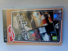 NEED FOR SPEED MOST WANTED 5-1-0 COMPLETO PSP! USATO SICURO! VERSIONE ITALIANA!