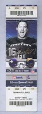 Minnesota Vikings St Louis Rams Full Ticket 12/16/12...Adrian Peterson 212 Yards