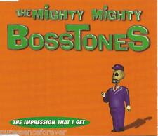 THE MIGHTY MIGHTY BOSSTONES - The Impression That I Get (UK 3 Tk CD Single Pt 2)