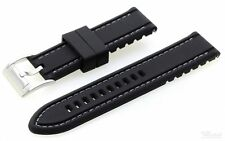 Fossil Original Rubber Band Spare Band Wrist Band Black CH2573 Without Watch