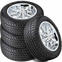 4 Goodyear Wrangler All Terrain Adventure With Kevlar 265/70R16 112T Truck Tires