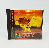 NEO GEO CD - SAMURAI SPIRITS JAPÓN SNK NGCD-045