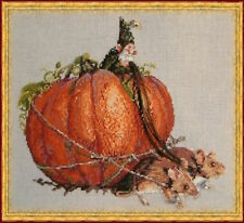 Nimue Cross Stitch Chart #27 - Le Carrosse - The Coach