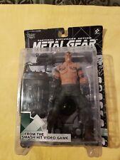 Mcfarlane Toys Metal Gear Solid Vulcan Raven.