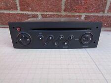 Renault Scenic Megane Modus Clio Radio CD Player UPDATE LIST 8200483757 +CODE