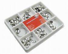 Denshine Dental Sectional Contoured Matrices Matrix Ring Delta 100 pcs/Box USA
