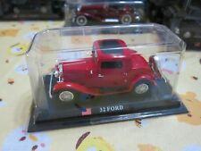 delPrado - Scale 1/43 - 32 Ford - Mini Toy Car - A18