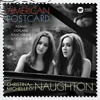 AMERICAN POSTCARD - NAUGHTON,CHRISTINA & MICHELLE-ADAMS/SCHOENFIELD/+   CD NEU